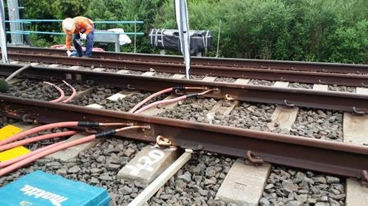 BOMBARDIER Ferrovia: CPTM