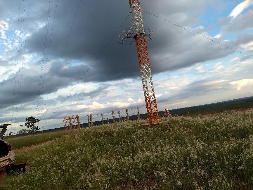 Ensaios Elétricos e projeto das Torre de Observação de incêndio