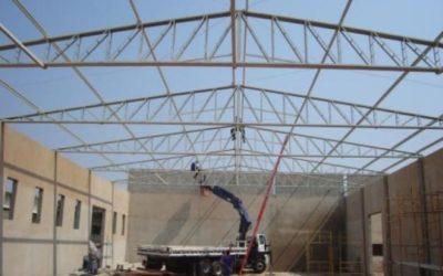 SPDA Estrutural com Ferragens das Armaduras do Concreto
