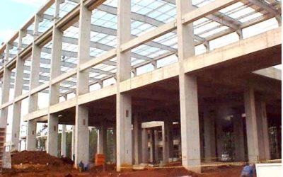 SPDA Estrutural em Concreto Protendido