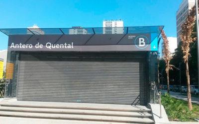 FERROVIA, MetrôRio (Estação Antero de Quental) – Rio de Janeiro/RJ
