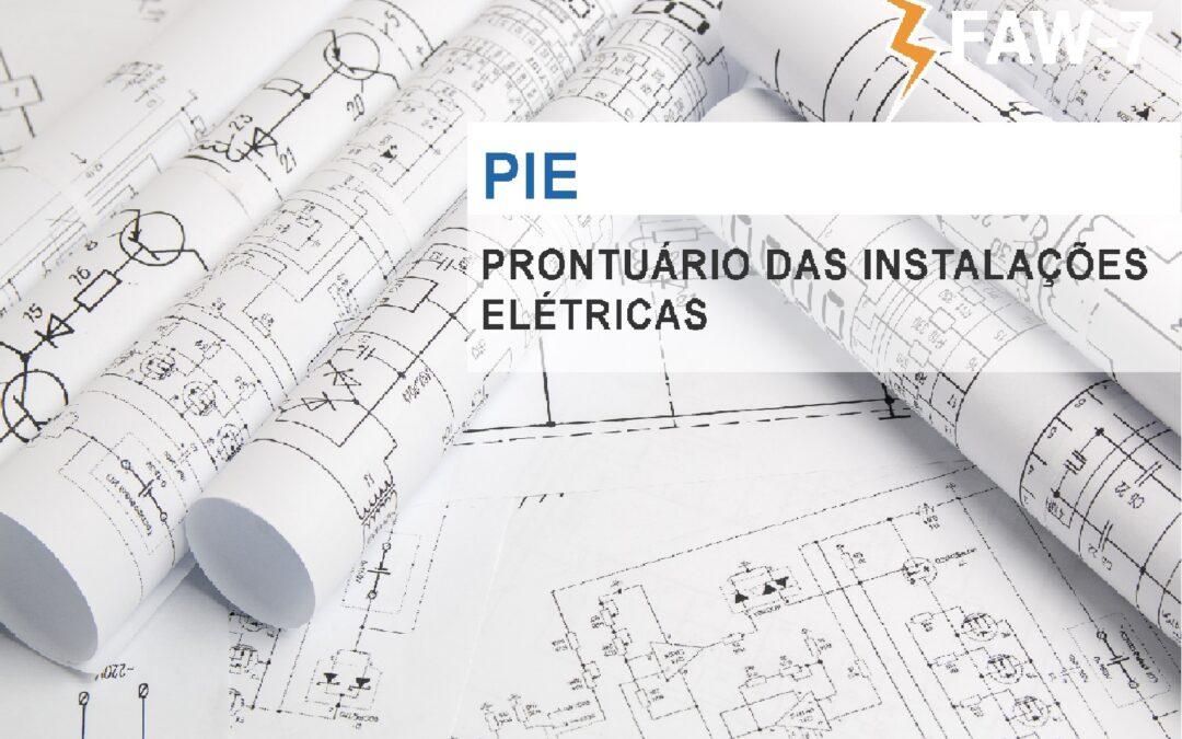 PIE – Prontuário das Instalações Elétricas