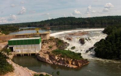HYDRO, UHE Salto Apiacás – 45 MW