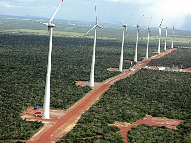 WIND, Complexo Eólico Morro Do Chapéu –  172 MW