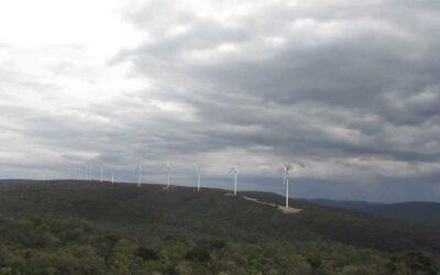 WIND, Complexo Eólico Curva Dos Ventos –  48 MW