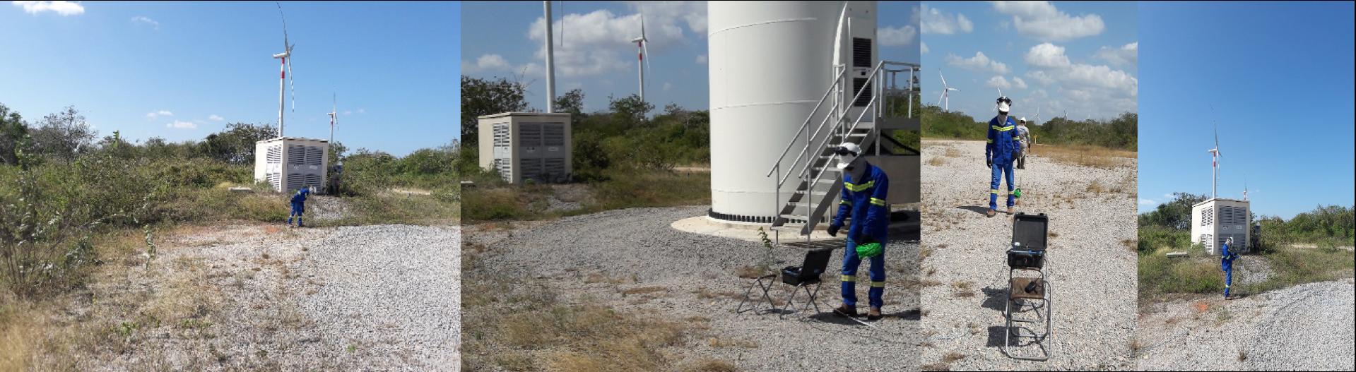 WIND, Complexo Eólico Modelo, João Câmara/RN